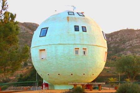 La bola de Chimo - Maison