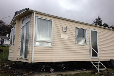 Beautiful 2 bedroom static caravan in Snowdonia - Overig