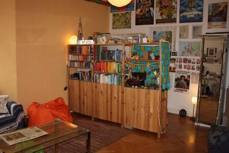 Hübsche Einraumwohnung in Berlin-Mitte - Condominium