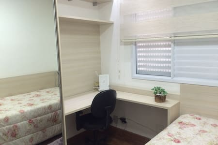 Single Room in Guarulhos - Guarulhos - Apartment