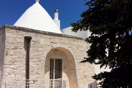 Charlie's Trullo - House
