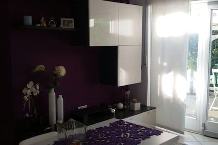 Favoloso appartamento con giardino - Pergine Valsugana