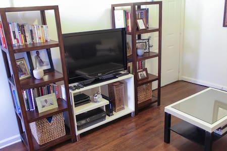 Bright Airy Room in the Center of Atlanta - Appartamento
