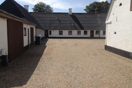 Knudsens gamle gård - Gredstedbro