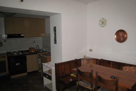 Appartamento 2-4 posti letto Cima Sappada - Apartment