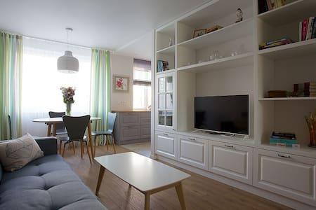 Modern and stylish apartment in Druskininkai - Druskininkai - Lägenhet