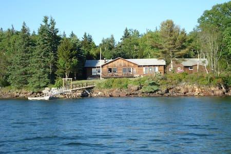 Davis Cove Lodge - Ház