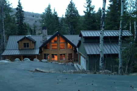 Quail Crest Lodge - Srub