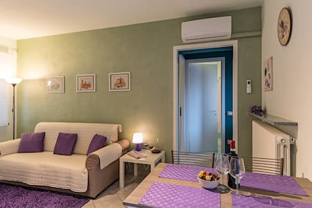 Albaguesthouse,historic center and private parking - Alba - Flat
