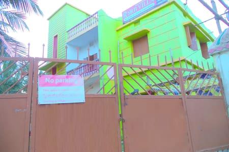 Sri villa (ac room) - Puri - House