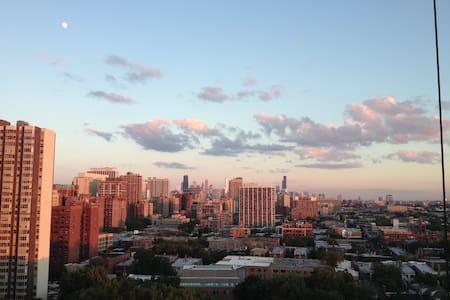 Condo near Magnificent Mile, Cubs, Lake/City View - Chicago - Condominium