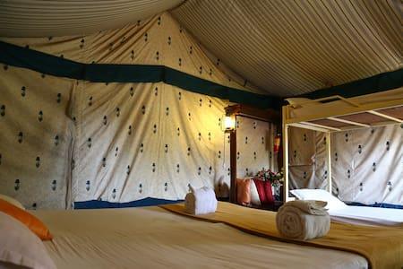 Terra Camp Resort - Panchgani