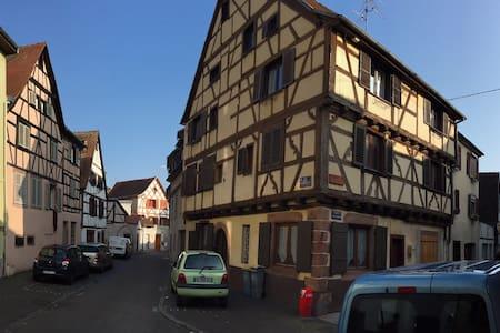 La Maison du Batelier - Flat