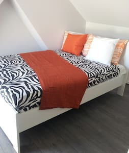 Newly Decorated Double Rooms 2  Can Share One Bed - Luton - Huis