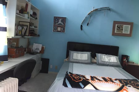 2 bedrooms and one full bath - Atherton - House
