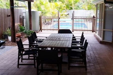 4 BedHouse near beach. Spacious House.Dog friendly - Bogangar - Ev