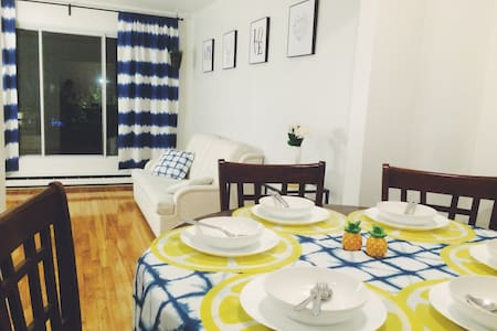 Charming sunny 2 bedroom apartment! - Apartment