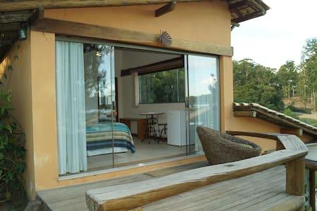 Chalé Cutieira - Pousada Ecológica Espelho D'Água - Nazareno - Bed & Breakfast