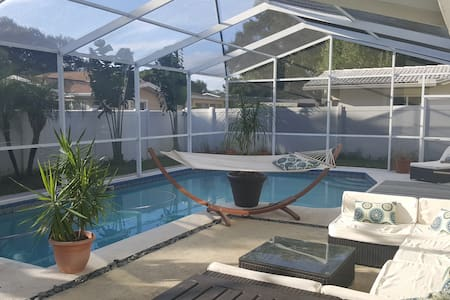 Swim, Relax, Enjoy #1 - Largo - Ház