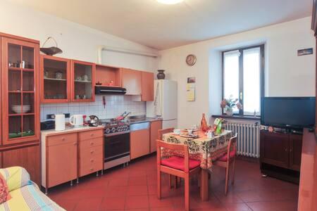 Casa di campagna - Countryside room - Pontenure - Haus