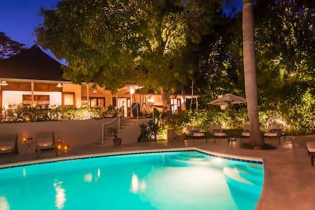 Coconut Cottage-Fully staffed villa - Ev