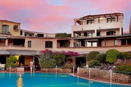 Esclusivo appartamento Porto Cervo - Porto Cervo - Lejlighed