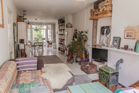 Lovely, cosy apartment in the heart of Amsterdam