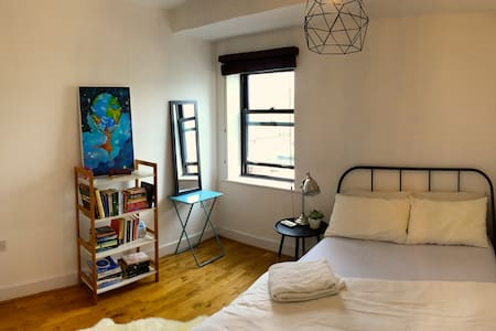 En-suite Double Room - 1 min from station - London - Apartment