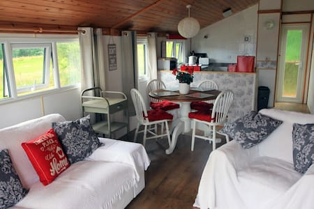 Daisy Lodge - Penrhos Parc (50 MINS FROM SNOWDON) - Powys