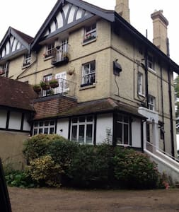 Cosy double room close to Windsor Great Park - Englefield Green