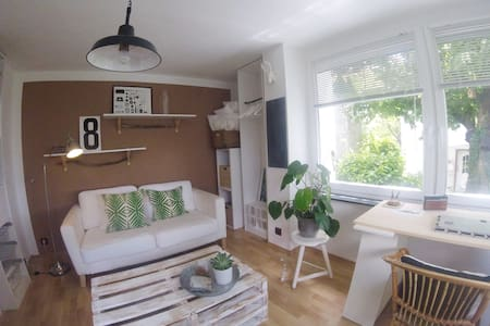 modern flat with garden close to Heidelberg - Dossenheim