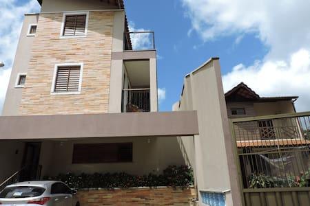 Triplex Solar Casa Branca - Guaramiranga - Leilighet