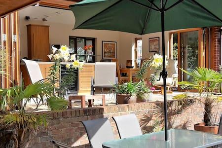 Midhurst modern self build 'grand design' features - Casa