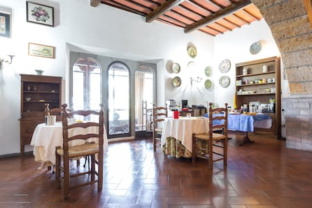 B&B Ippolito Orvieto Matrimoniale 2 - Bed & Breakfast