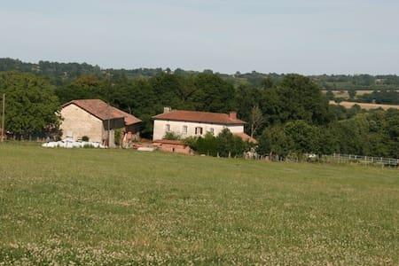 Chambre d'hôtes à la ferme - Champsac - Bed & Breakfast