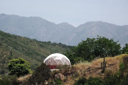 Geodesic Dome near World Biosphere Reserve - Altres
