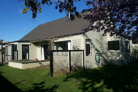 Comfortable sunny home - Invercargill - House