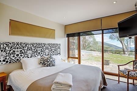 Alpine Woodsmoke Apartments Ski-in - Apartemen