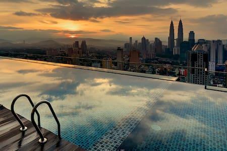 Areena Homes @ Regalia Residence, Kuala Lumpur - Lakás