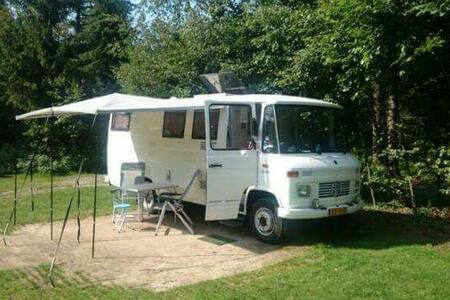 Mercedes 508d camper in Gambia :) - House