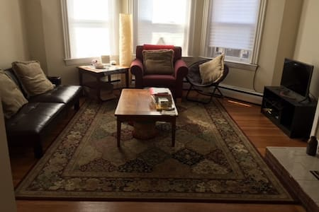 Amazing Large 1 bedroom blocks away from Fenway - Boston - Apartment