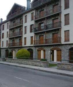 Biescas, valle de Tena - Wohnung