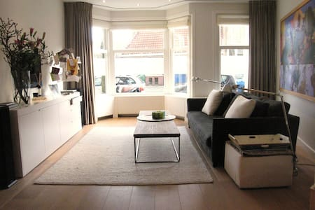 Beautiful family home in A'dam-zuid - Amsterdam - Appartement