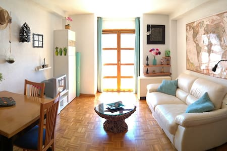 Romantico apartamento en pleno Pirineo Aragones - Appartement