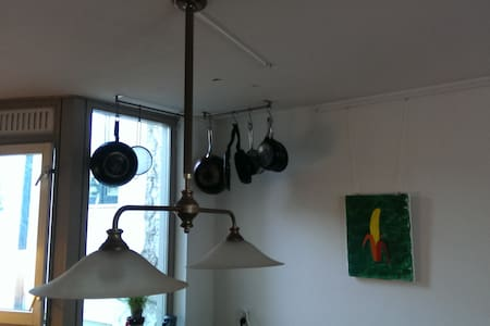 Spacious appartment in city centre - Amsterdam - Apartment