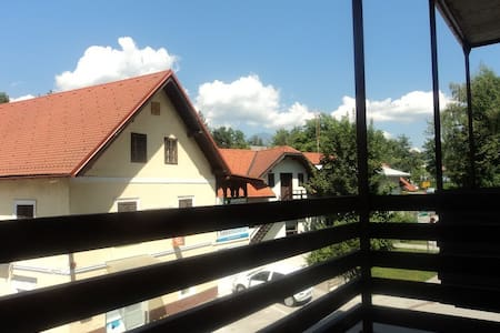 Nice apartment by the lake Bled - Bled - Appartamento