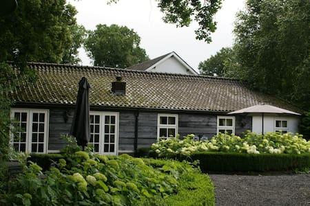 Cottage in bosrijke omgeving Soest. - Soest - Zomerhuis/Cottage