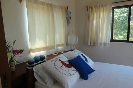 Room Marina in Jungle B&B with pool - chemuyil - Villa