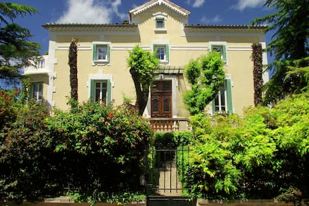 Villa Bastide B&B proche Anduze - Bed & Breakfast