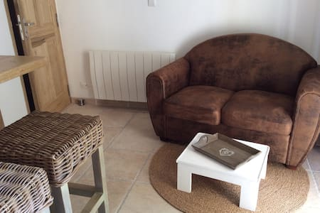 Studio avec terrasse - Apartament